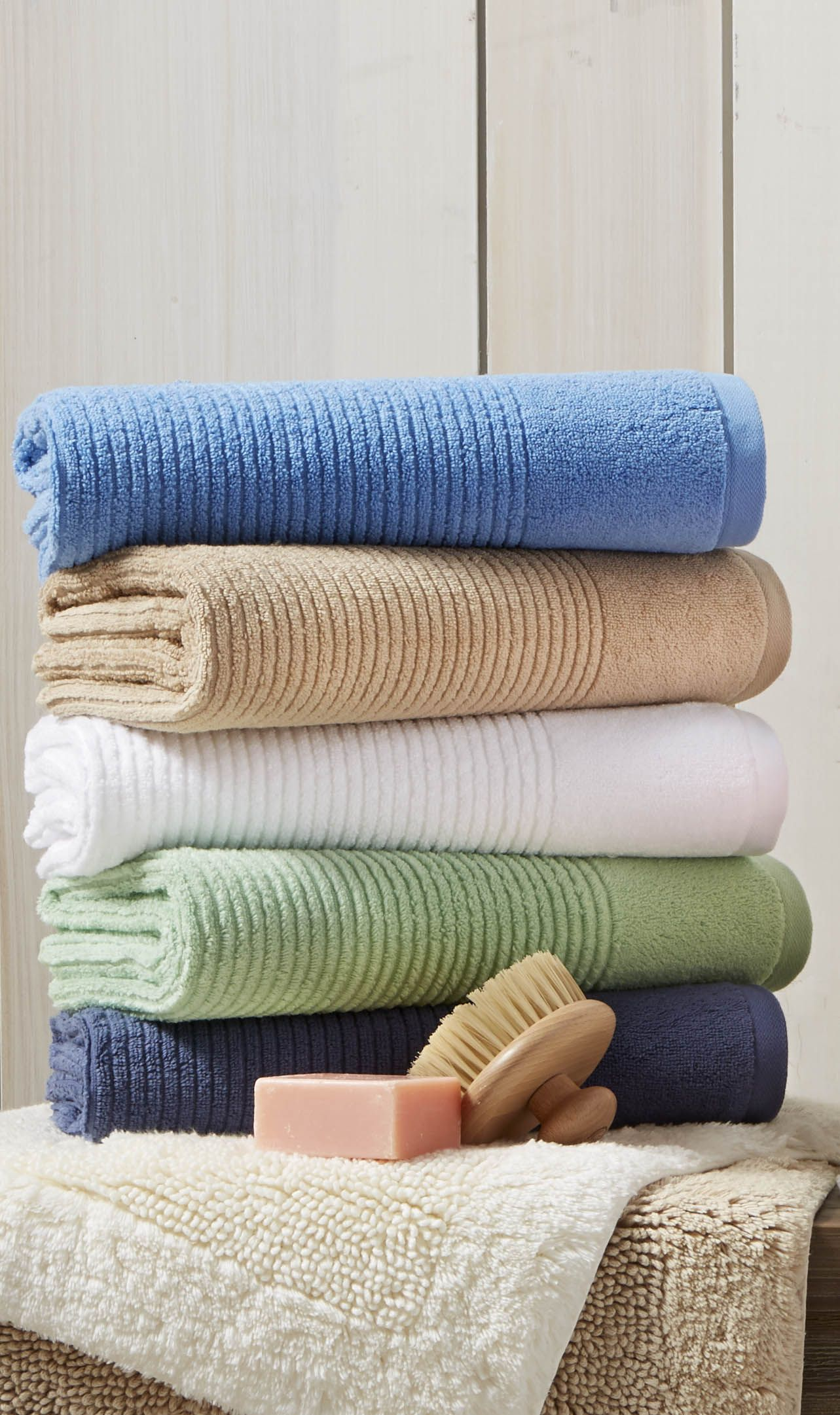 Martha Stewart Collection 27 X 52 Quick Dry Reversible Bath Towel Created For Macy S Reviews Bath Towels Bed Bath Macy S Towel Collection Quick Dry Towel Towel