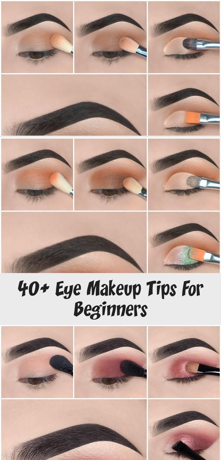 40+ eye makeup tips for beginners – makeup – Here we have put together over 40 simple pictures of eye makeup tips. You can …#beginners #eye #makeup … - Moyiki Sites