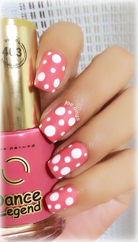 Simple...polka dots ^.^