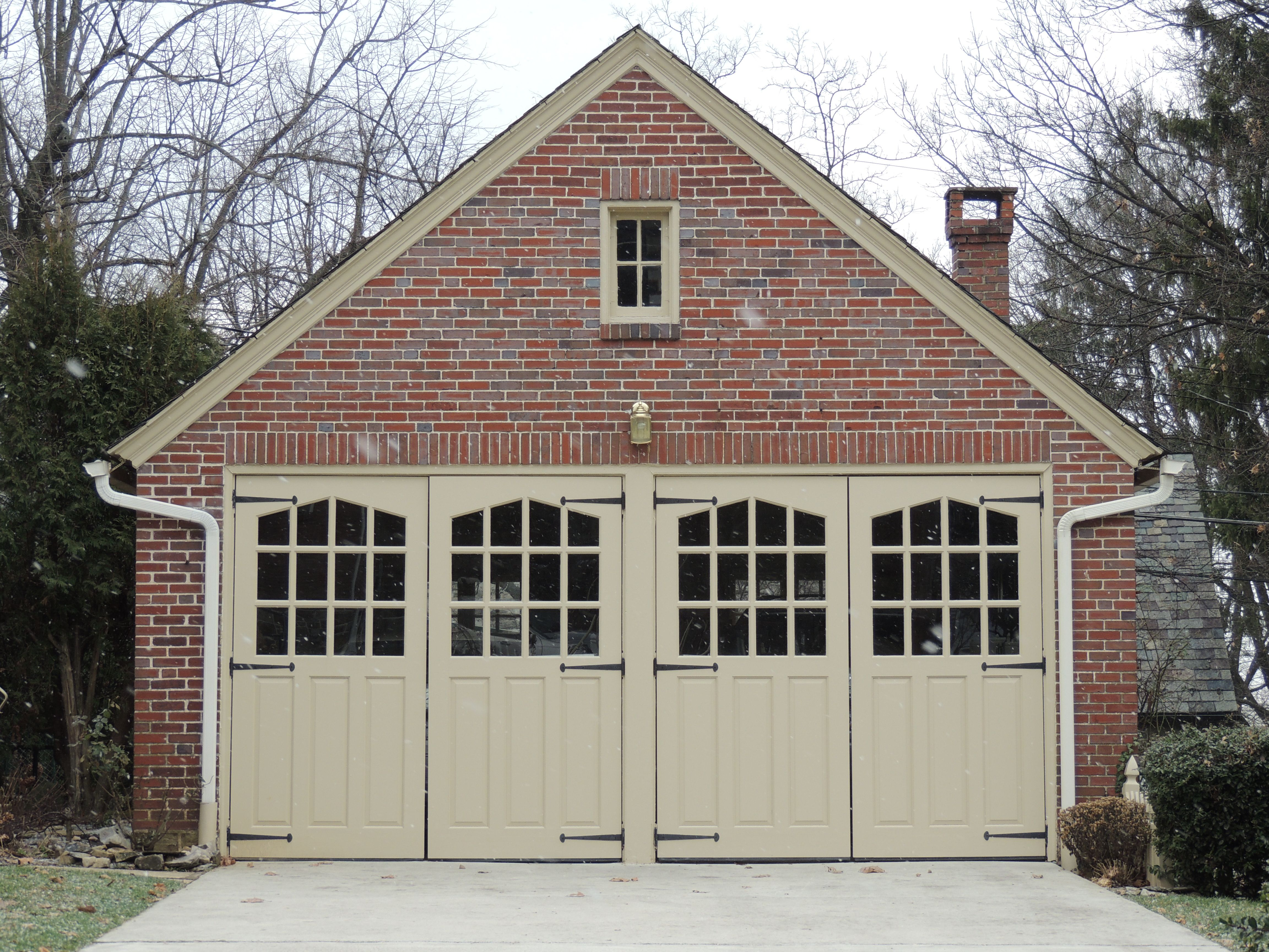 Hampden Heights Details In Garage Details Using The Golden Ratio 1 To 1 618 House Styles Outdoor Decor Outdoor Structures
