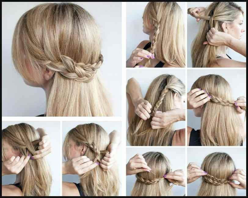23 schöne und leichte frisuren für kurzes haar. | einfache