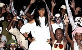 Santigold-Osheaga 2012