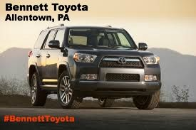 Get One At Bennett Toyota In Allentown, PA   BennettToyotaPA.com #toyota  #4runner #suv #allentown #pennsylvania #cars #pa #bennetttoyota