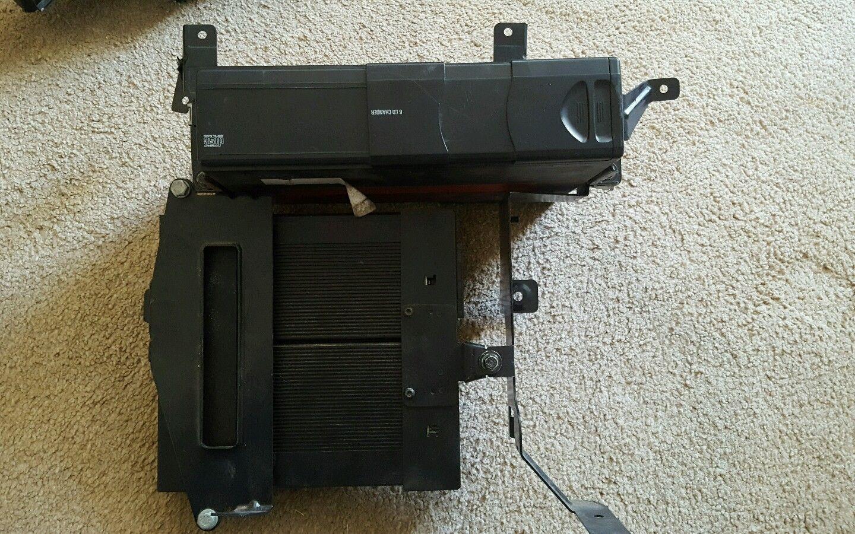 bmw e46 harman kardon amplifier and cd changer eBay
