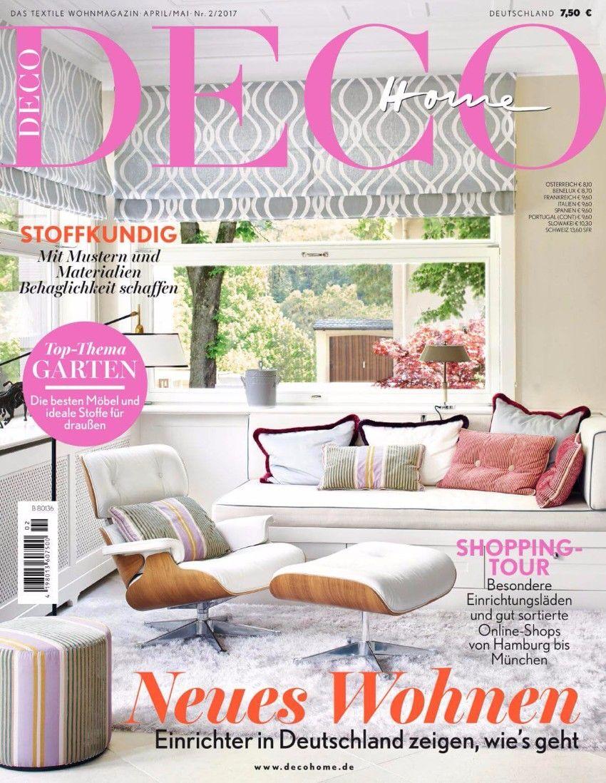 Die 7 Beste Deutsche Magazine Für Innenarchitektur U0026 Design U003e Heute Stellt  Wohn DesignTrend Ihnen