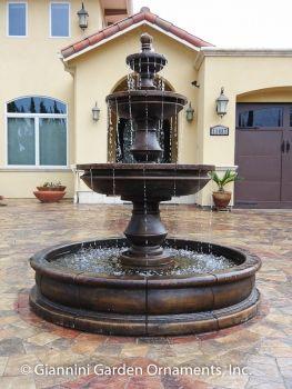 Bay Area Garden Fountains 07