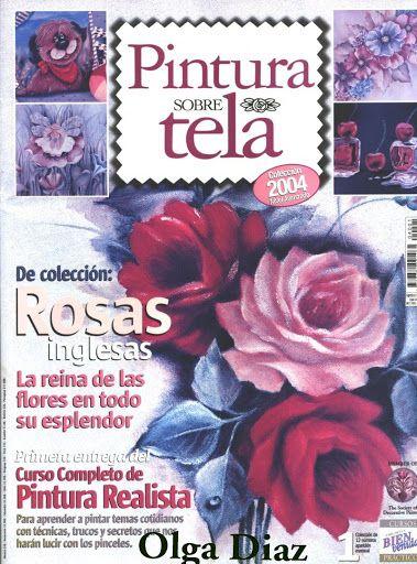 pintura sobre tela No.1 2004 - Antonella Stivanello - Picasa Web Albums...FREE MAGAZINE!!