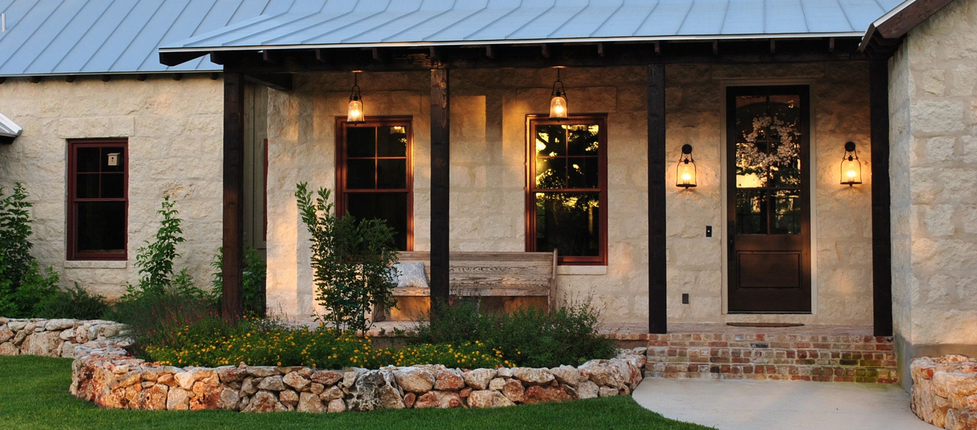 Ranch Home Comal County Custom Home Designers Residential Architects Dibelloarchitects Com In 2020 Ranch House Residential Architect Hill Country Homes