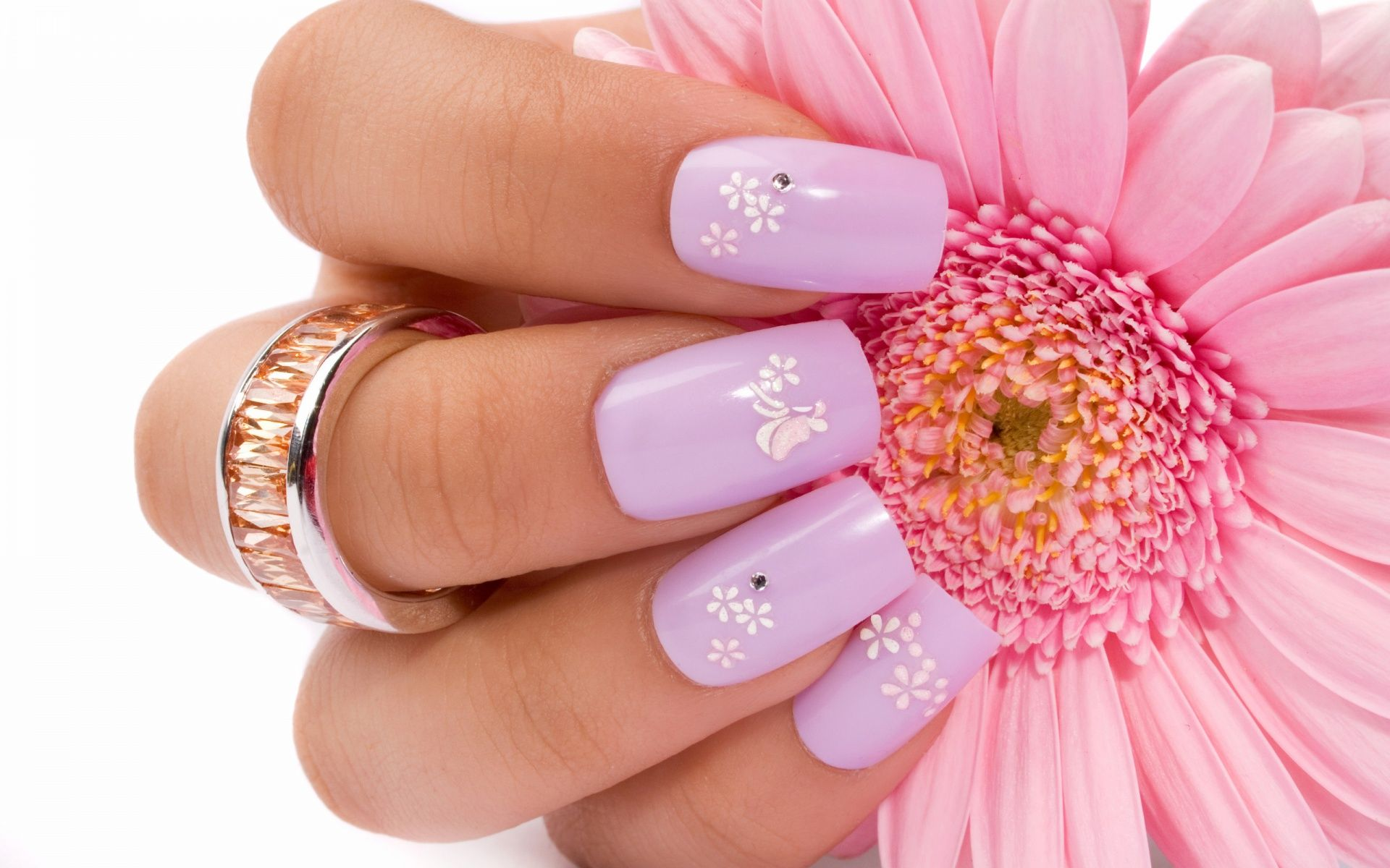 Cute Nails Nails Pinterest Nail Salons Salons And Nail Care