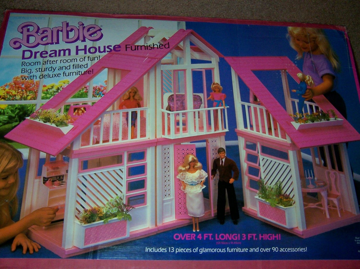 barbie dream house 90s - photo #15