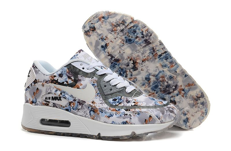 nike air max 1 dames bloemen