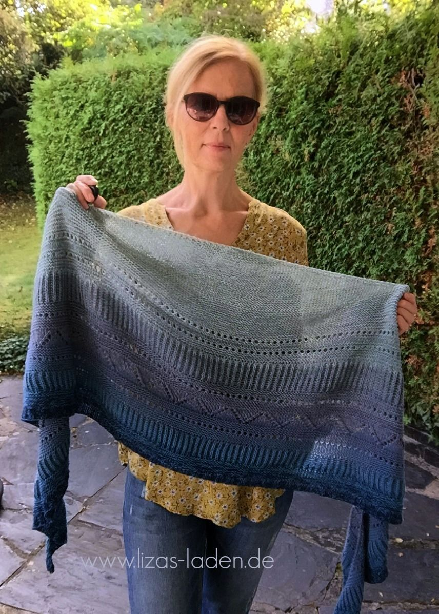 Photo of Liza's Shawl Seaside