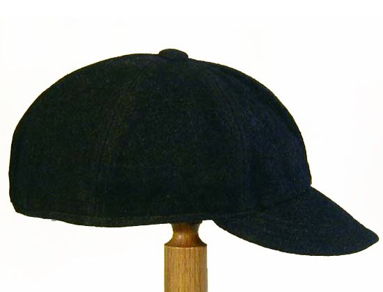 Short-Brim-Baseball-Cap-Spalding-Brooklyn-Style-fitted-baseball-cap ... 09e1c025ff4