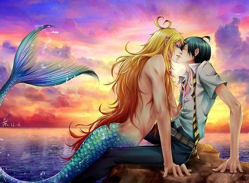 from Tripp gay mermen manga