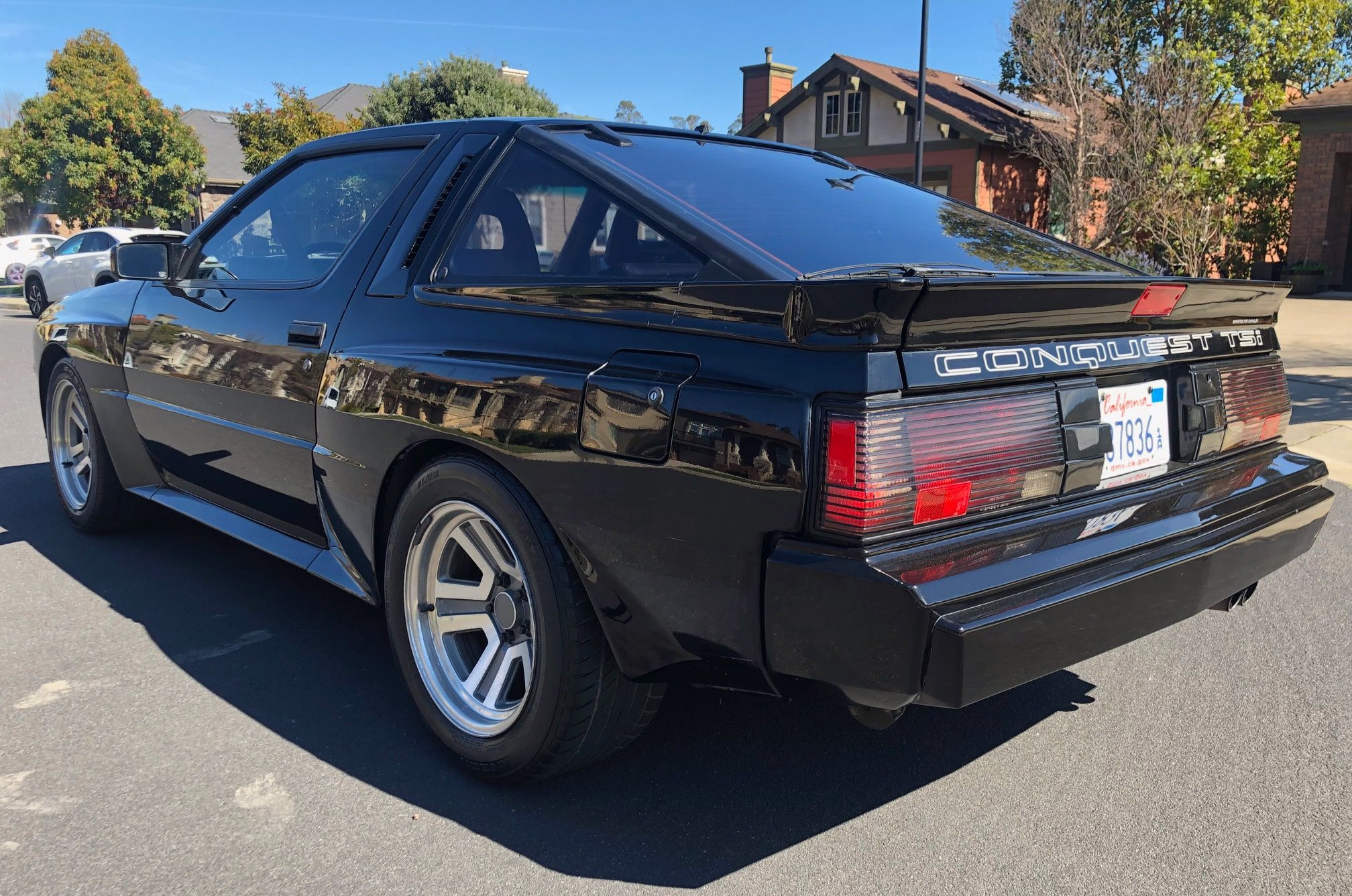 No Reserve 1988 Chrysler Conquest Tsi With Images
