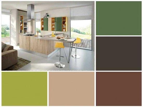 Casas Color Verde Exterior Buscar Con Google Interior Color Design Design