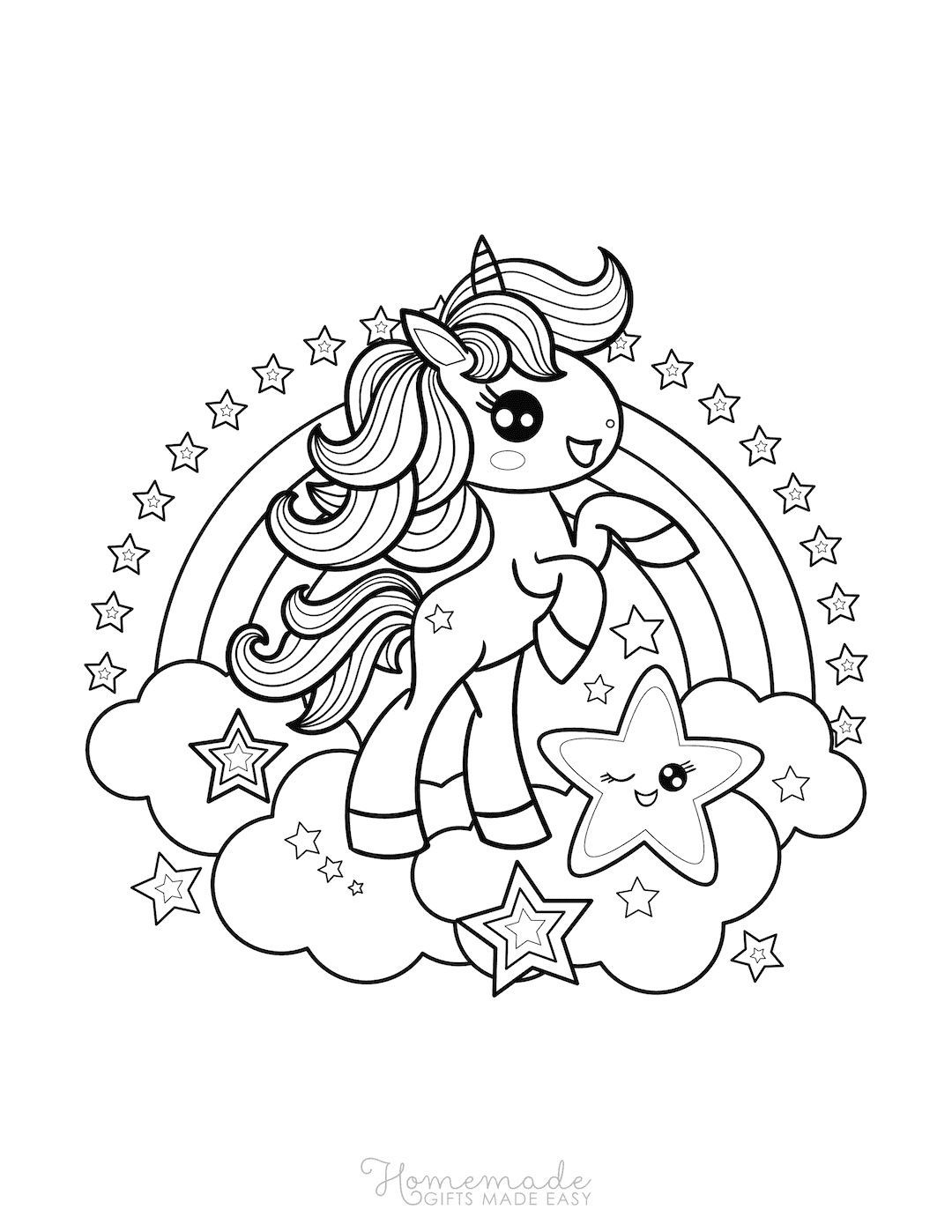 75 Magical Unicorn Coloring Pages For Kids Adults Free Printables Unicorn Coloring Pages Love Coloring Pages Coloring Pages