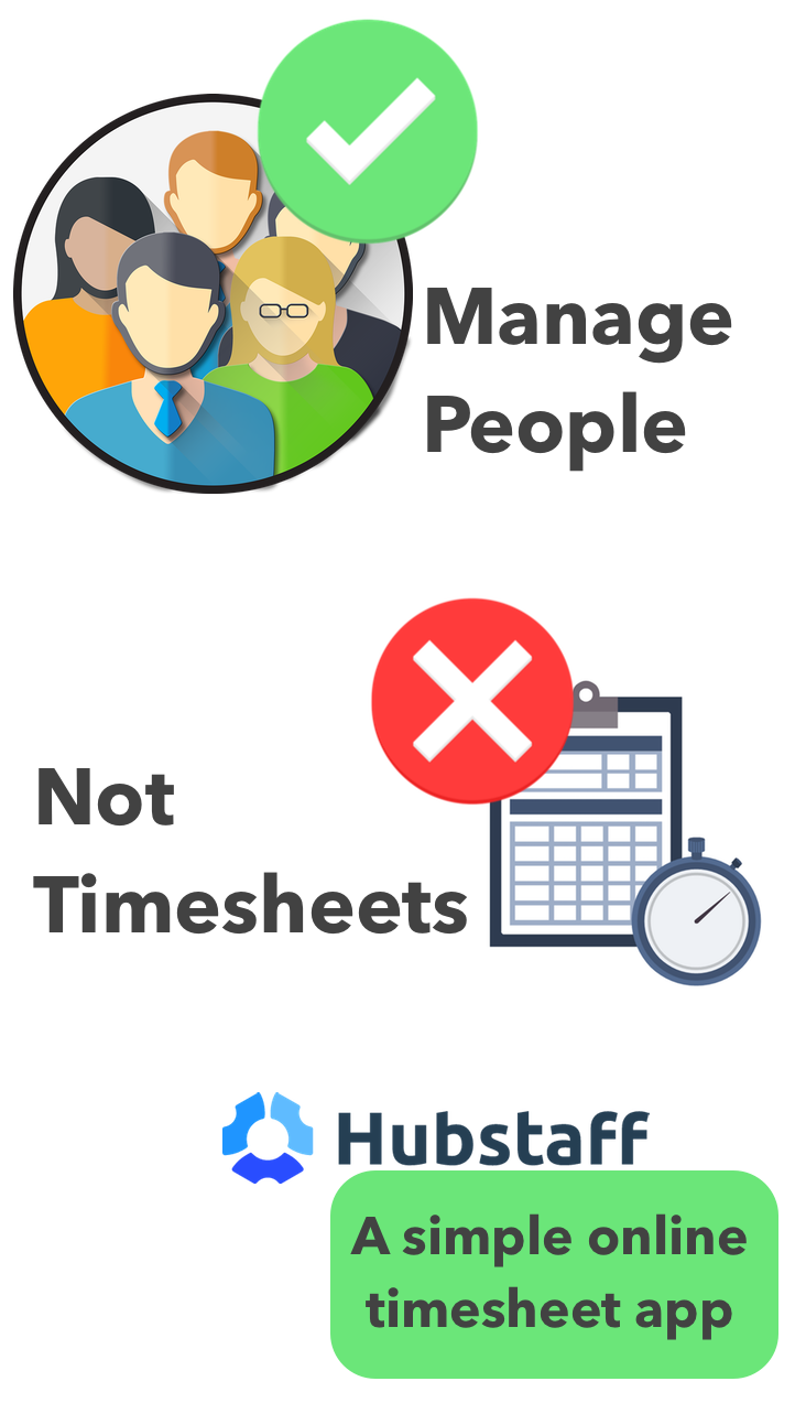 a timesheet app that lets you manage people not timecards simple online timesheets that