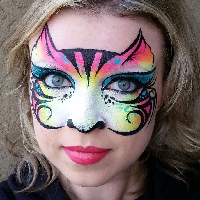 Cats and Dogs Face Painting Competition - Winners ...