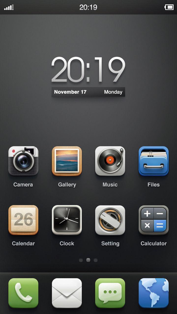 Dribbble 1126_pumel_1.jpg by Pumel App icon design