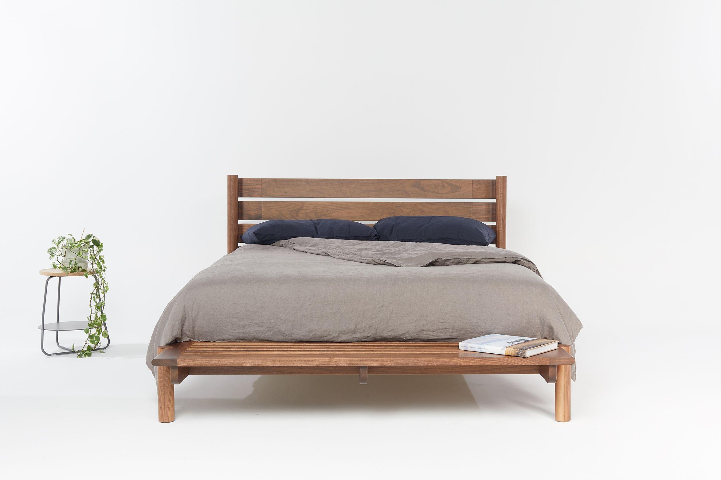 Title Bed 12 — Mast Furniture - Brisbane designed and made