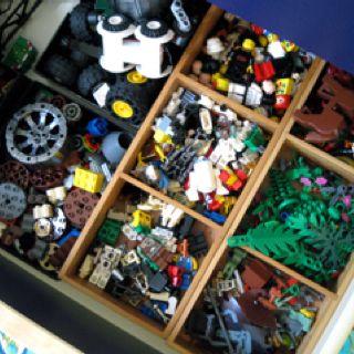 Pin By Allyson Vermeulen On Home Organization Lego Storage