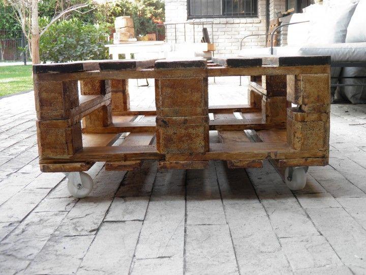 Encontrá Mesa de Pallets desde $700. Muebles, Jardín y más objetos ...