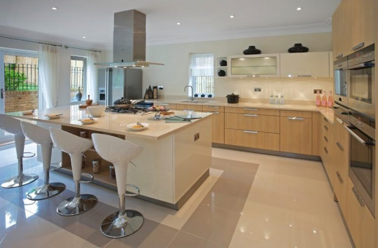 30 Kitchens with Cooking Island / Meal - See Tips and Ideas! - House And Decors