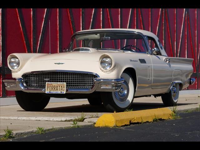 Ford Thunderbird Thunderbirds Pinterest Ford Thunderbird - Classic car finder