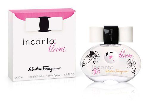 Salvatore Ferragamo Incanto Bloom Eau De Toilette Spray for Women, 3.4 Ounce - http://www.theperfume.org/salvatore-ferragamo-incanto-bloom-eau-de-toilette-spray-for-women-3-4-ounce/