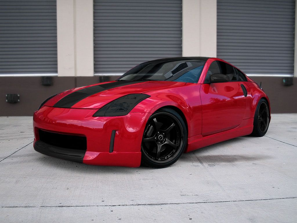 D my face when i see any nissan 350z the nissan 350z is a description from nissan 350z red black rims stdfqvcv wallpaper sciox Images