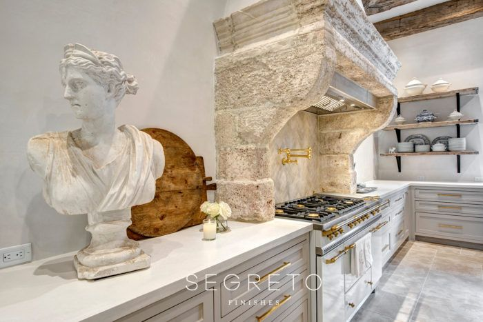 French Modern-A Beautifully Edited Home French Style Pinterest