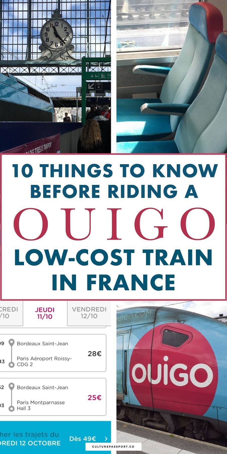 OuiGo Review The LowCost Way to Travel by Train in