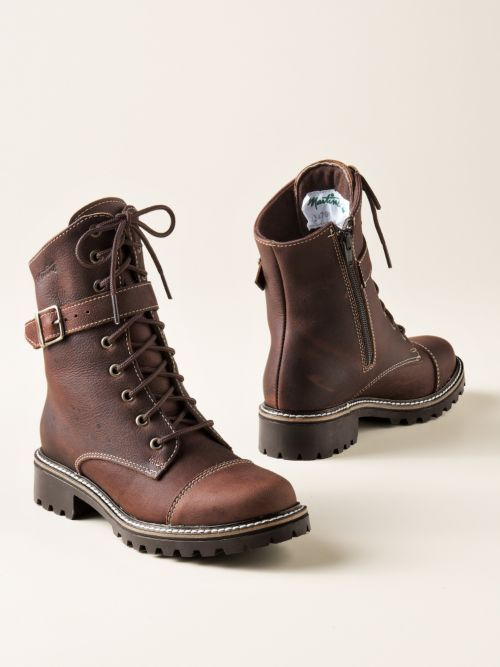 Boots, Waterproof leather boots, Womens