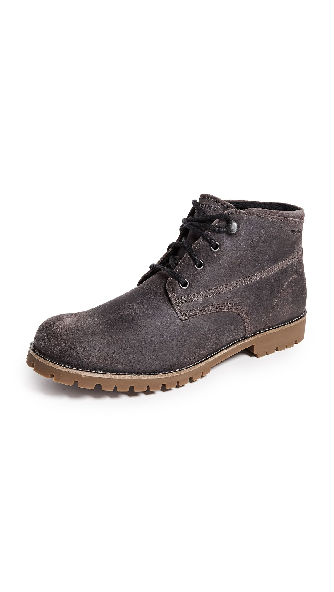 d4189850110 WOLVERINE 1883 CORT WATERPROOF CHUKKA BOOTS. #wolverine #shoes ...