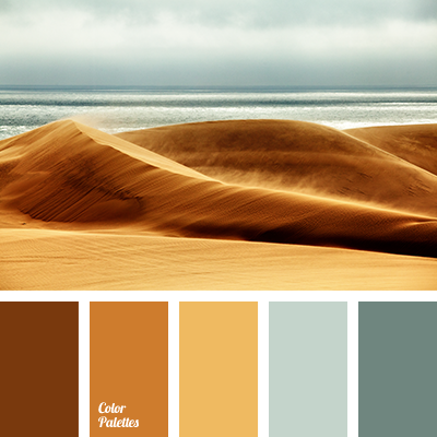 Color Palette #1857 | Color Inspirations | Desert colors ...