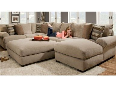 Shop For 1228 , Tyler Three Piece Sectional, And Other Living Room  Sectionals At Colfax