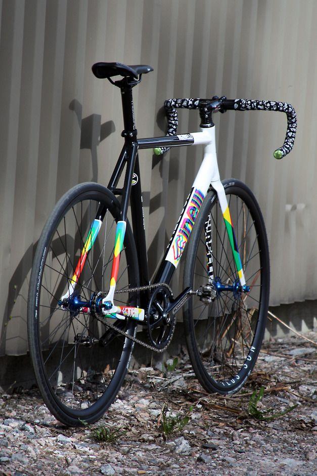 Cinelli Vigorelli Caleido | Bicycle, Bike, Fixie bike