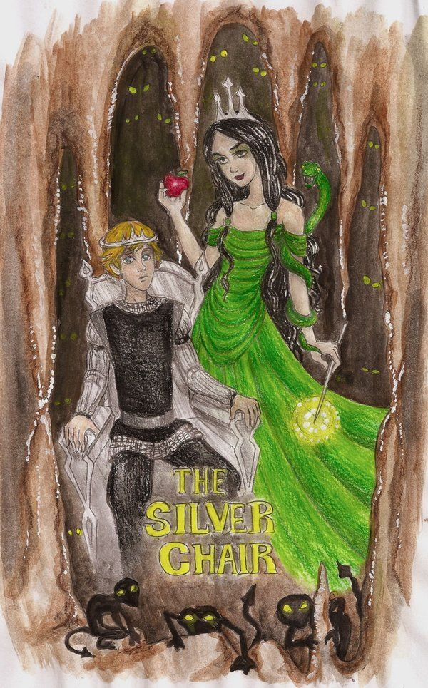 Ghostyheart S Deviantart Gallery Chronicles Of Narnia The Silver Chair Narnia