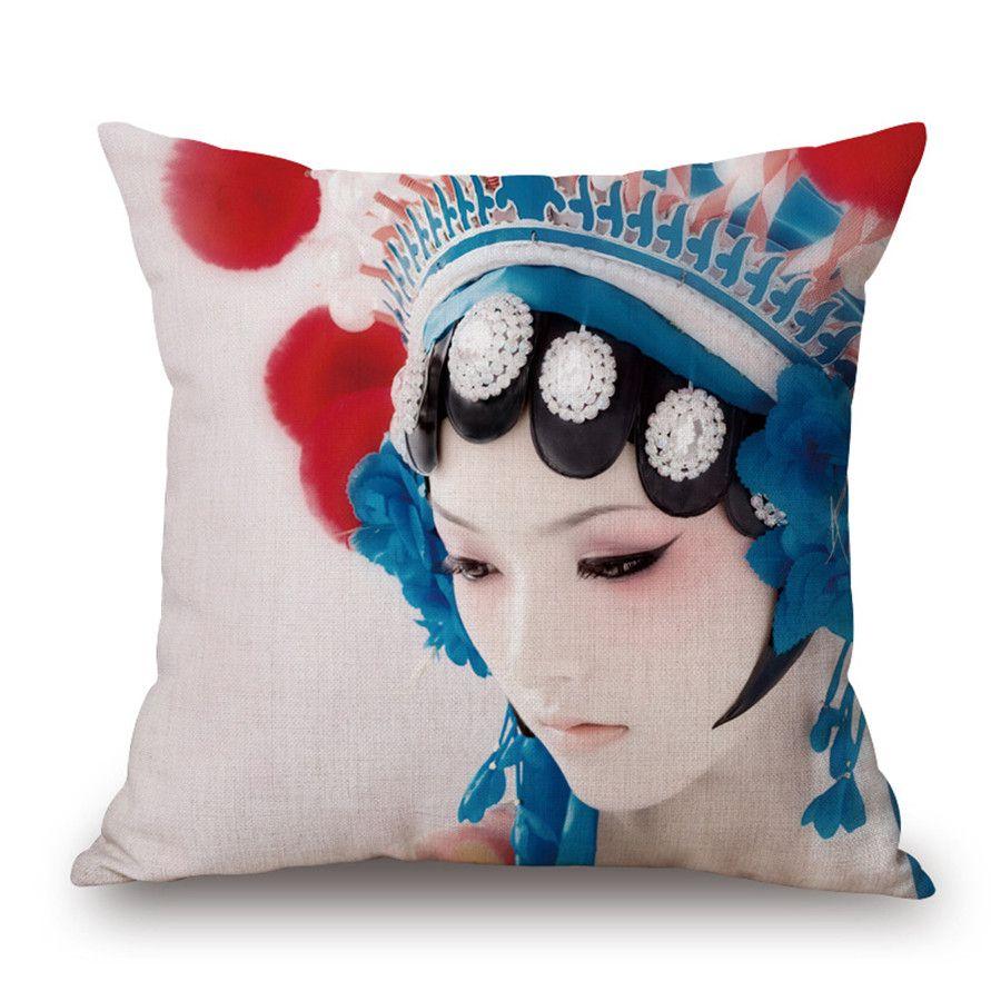 16X16 Alice in Wonderland Coussin//Throw Pillow Design classique