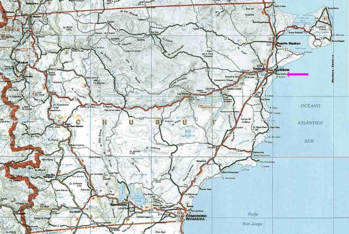 Chubut map mundi global terra pinterest argentina chubut patagoniaargentinamapsbuenos gumiabroncs Image collections