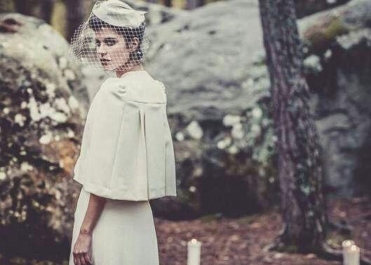 Capa de novia