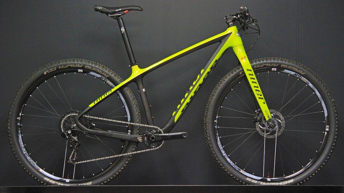 Niner AIR 9 RDO Ciclismo de montanha, Ciclismo