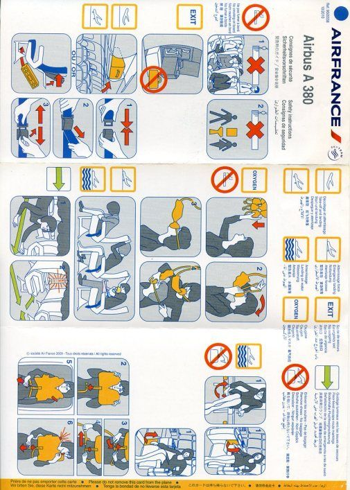 AirfranceAJpg  Illustrations Instructions Figures And