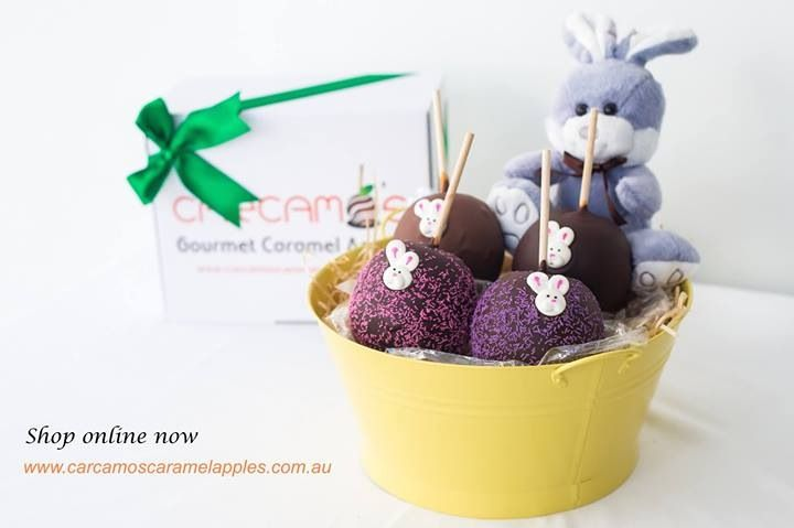 Easter treat basket carcamos carammel apples gourmet gift easter treat basket carcamos carammel apples gourmet gift basketsgourmet giftseaster negle Gallery