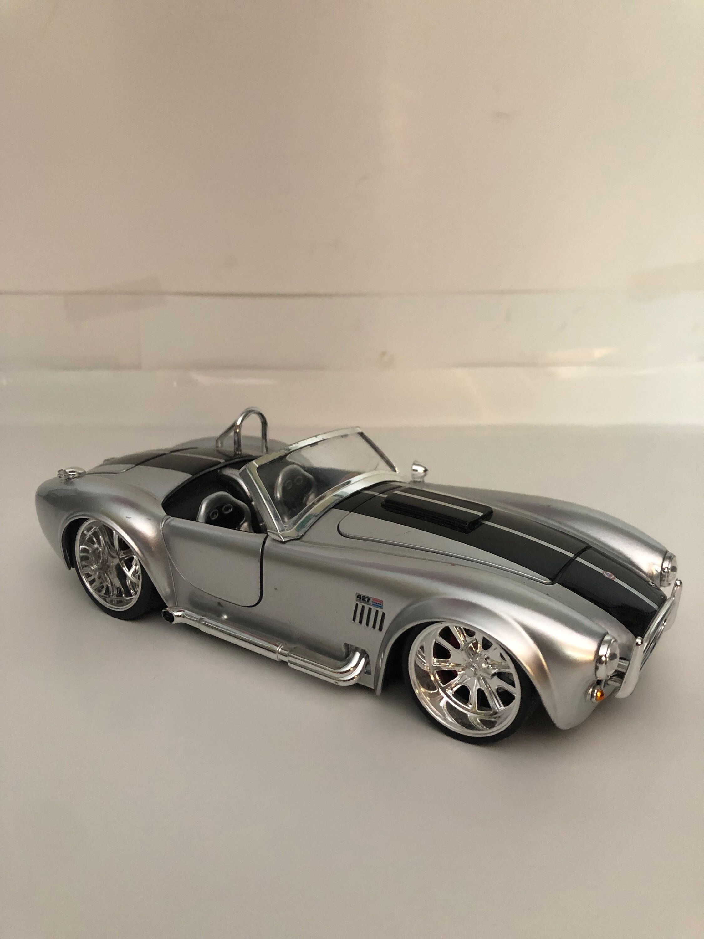 Jada Toys 1965 Shelby Toy Model Jada Toys 1965 Shelby Cobra Jada