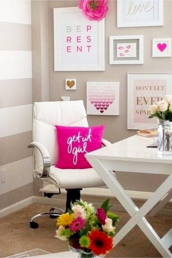 Home office ideas for women on a budget home office - Home office design ideas on a budget ...