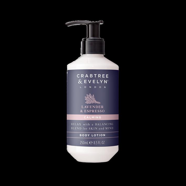 Lavender & Espresso Calming Body Lotion