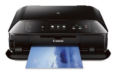 awesome Canon PIXMA MG7520 Wireless Color All-in-One Inkjet Printer Black - For Sale Check more at http://shipperscentral.com/wp/product/canon-pixma-mg7520-wireless-color-all-in-one-inkjet-printer-black-for-sale/