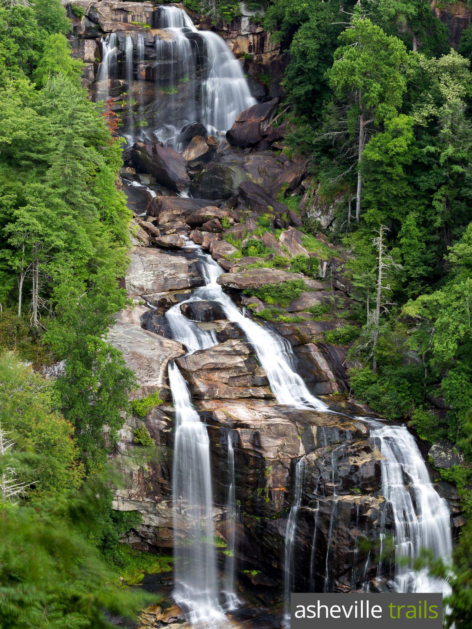 Whitewater Falls, Cashiers, NC | Waterfall, Whitewater